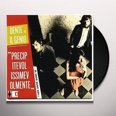 Dente/Calibro 35/Il Genio/Dell'Era Roberto VOL. 1-IL LATO BEAT Vinyl Record