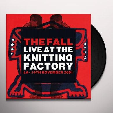 Fall LIVE ART THE KNITTING FACTORY - LA - 14 NOVEMBER 2001 Vinyl Record