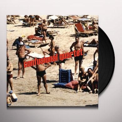 Confusional Quartet IN THE BOX Vinyl Record