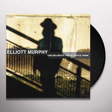 Elliott Murphy CHELSEA BOOTS / POETIC JUSTICE THEME (UNRELEASED) Vinyl Record