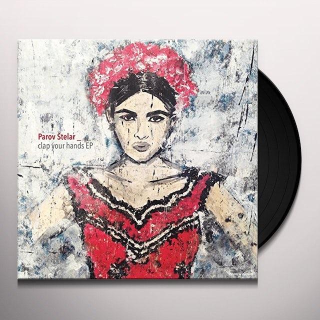 Parov Stelar CLAP YOUR HANDS EP Vinyl Record