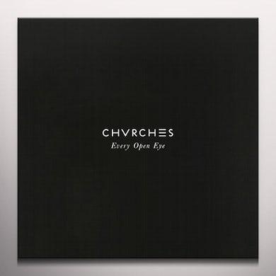 Chvrches EVERY OPEN EYE Vinyl Record - Colored Vinyl