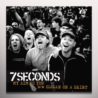 7Seconds MY AIM IS YOU Vinyl Record