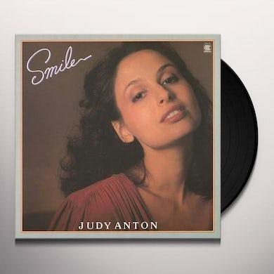 Judy Anton SMILE Vinyl Record