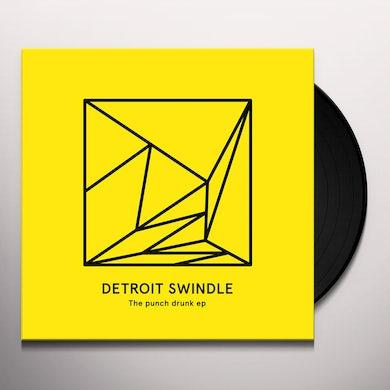 Detroit Swindle PUNCH DRUNK Vinyl Record