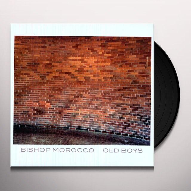 Bishop Morocco OLD BOYS Vinyl Record