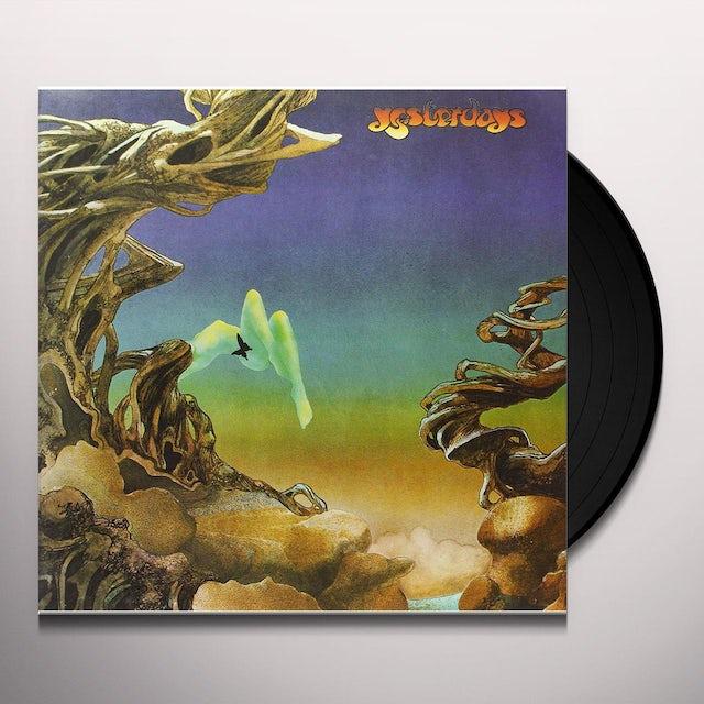 YESTERDAYS Vinyl Record