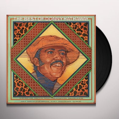The Best Of Donny Hathaway (180 Gram Tra Vinyl Record