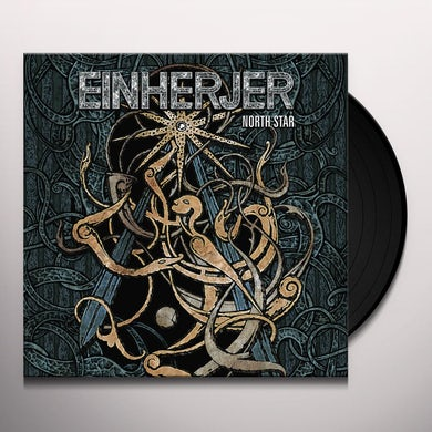 Einherjer North Star Vinyl Record