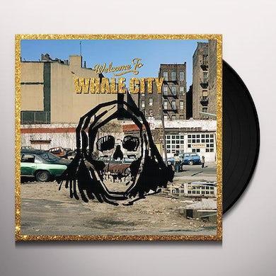 Warmduscher WHALE CITY Vinyl Record