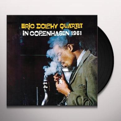 Eric Quartet Dolphy IN COPENHAGEN 1961 (BONUS TRACKS) Vinyl Record - 180 Gram Pressing