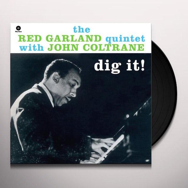 John Coltrane / Red Garland DIG IT Vinyl Record