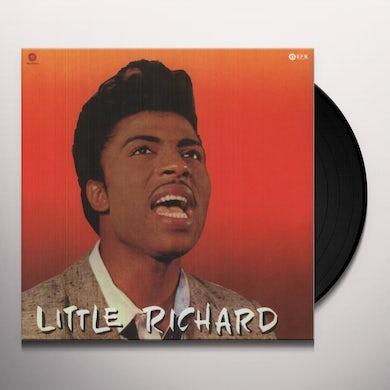 LITTLE RICHARD (BONUS TRACKS) Vinyl Record - 180 Gram Pressing