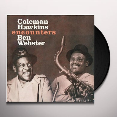 ENCOUNTERS BEN WEBSTER Vinyl Record - 180 Gram Pressing