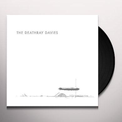 Deathray Davies KICK & THE SNARE Vinyl Record