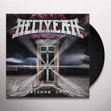 Hellyeah WELCOME HOME Vinyl Record