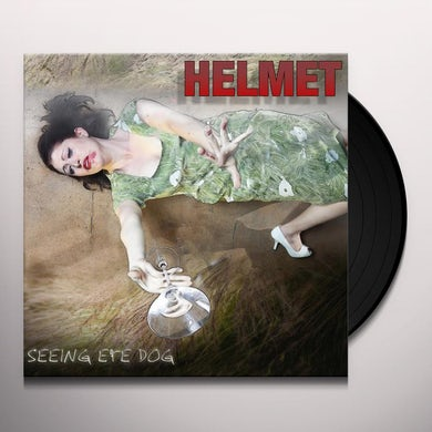 Helmet SEEING EYE DOG Vinyl Record