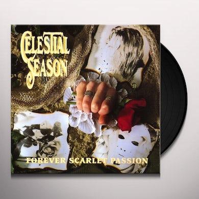 Celestial Season FOREVER SCARLET PASSION Vinyl Record