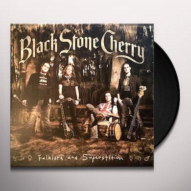 Black Stone Cherry FOLKLORE & SUPERSTITION Vinyl Record