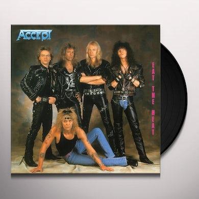 Accept EAT THE HEAT Vinyl Record