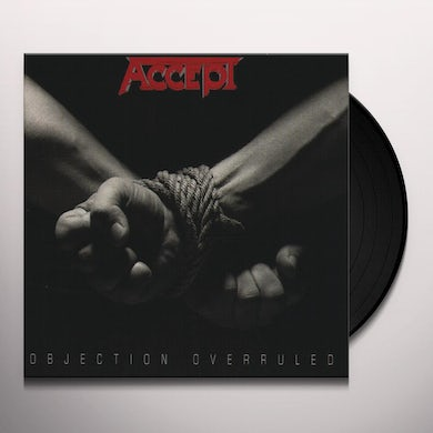 OBJECTION OVERRULED Vinyl Record