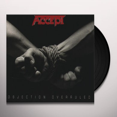 Accept OBJECTION OVERRULED Vinyl Record