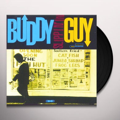 Buddy Guy SLIPPIN IN Vinyl Record