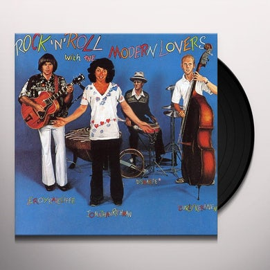 ROCK N ROLL WITH THE MODERN LOVERS Vinyl Record