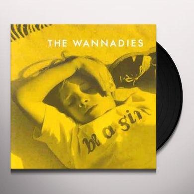 The Wannadies BE A G GIRL Vinyl Record