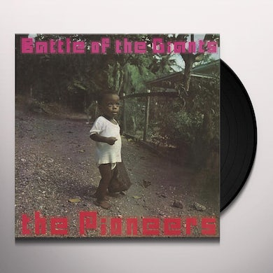 BATTLE OF THE GIANTS Vinyl Record