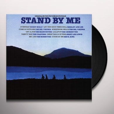 Stand By Me / O.S.T. STAND BY ME / Original Soundtrack Vinyl Record