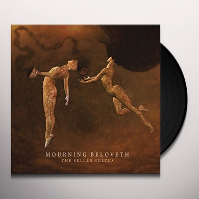 Mourning Beloveth SULLEN SULCUS Vinyl Record
