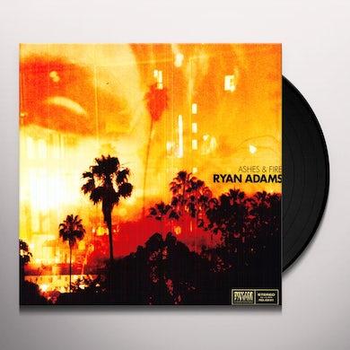 Ryan Adams ASHES & FIRE Vinyl Record