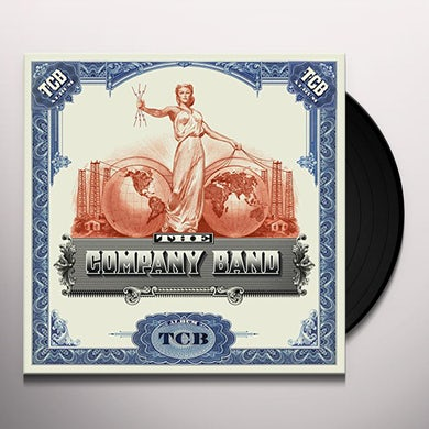 Company Band Vinyl Record