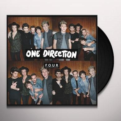 One Direction FOUR Vinyl Record - Gatefold Sleeve