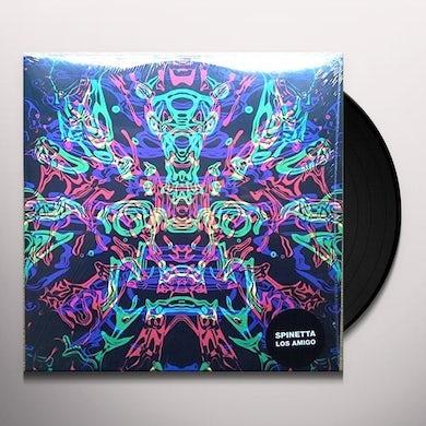 SPINETTA GARCIA FERRON SPINETTA LOS AMIGO Vinyl Record