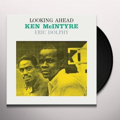 Ken Mcintyre / Eric Dolphy LOOKING AHEAD Vinyl Record