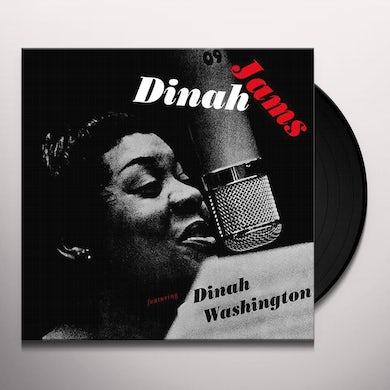 Dinah Washington DINAH JAMS Vinyl Record