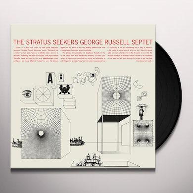 George Russell STRATUS SEEKERS Vinyl Record
