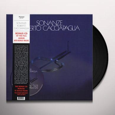 Roberto Cacciapaglia SONANZE Vinyl Record