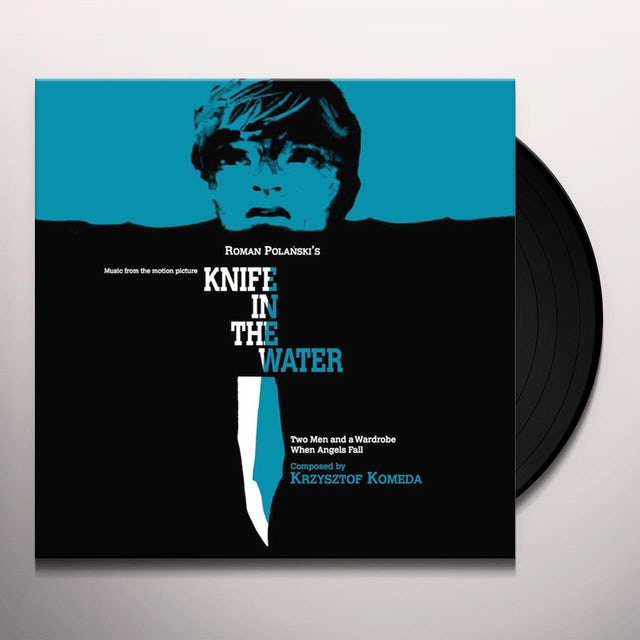 Krzysztof Komeda KNIFE IN THE WATER (ITA) (Vinyl)