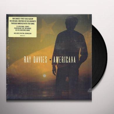 Ray Davies AMERICANA Vinyl Record
