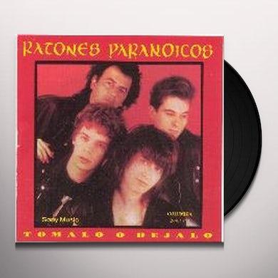 Ratones Paranoicos TOMALO O DEJALO Vinyl Record