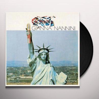 Gianna Nannini CALIFORNIA Vinyl Record