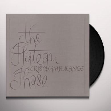 Crispy Ambulance PLATEUA PHASE Vinyl Record