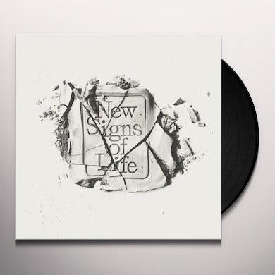 Death Bells NEW SIGNS OF LIFE Vinyl Record