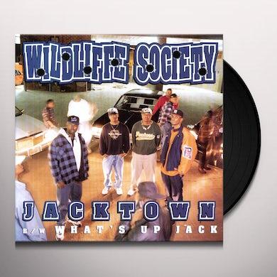 Wildliffe Society JACKTOWN Vinyl Record