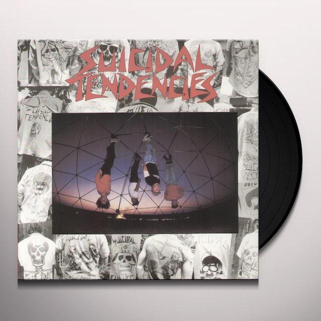 Suicidal Tendencies Vinyl Record