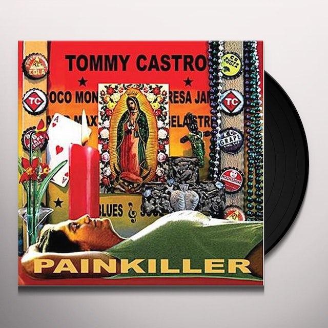 Tommy Castro PAINKILLER Vinyl Record