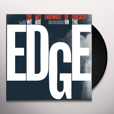 We Are On The Edge Vinyl Record